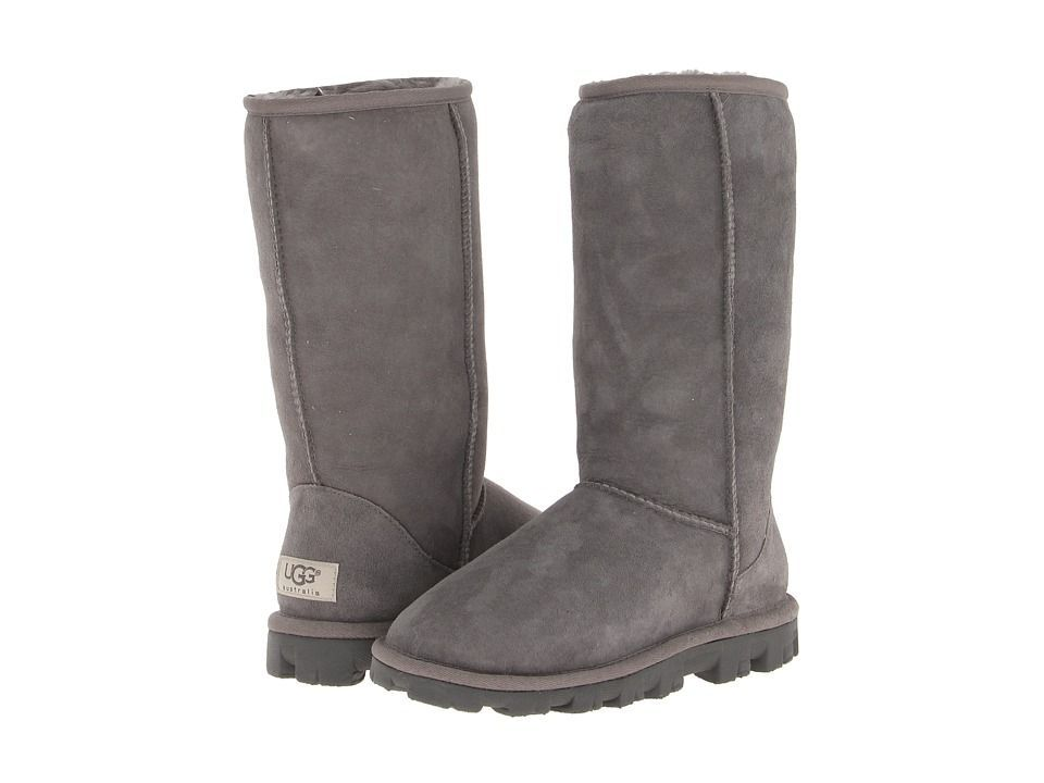 ac2b998e0c2 UGG UGG - ESSENTIAL TALL (GREY) WOMEN'S BOOTS. #ugg #shoes # | Ugg ...