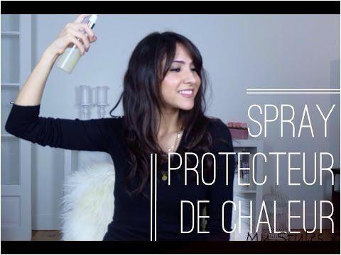 DIY : SPRAY PROTECTEUR DE CHALEUR RECETTE FACILE ! #low #maintenance #beauty #routine #hair