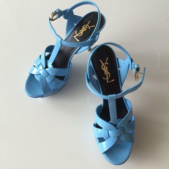 Yves Saint Laurent rive gauche Catherine Pump shoe Yves Saint Laurent Rive  Gauche Catherine 105 Pump e8e09983b1c