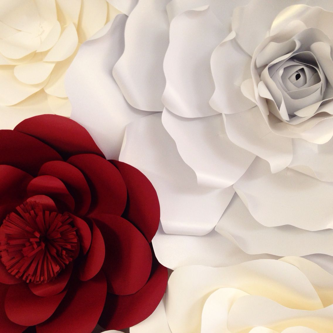 Paper Flowers #tampabay #paperflowers Wedding Wire: Paper Petals ...