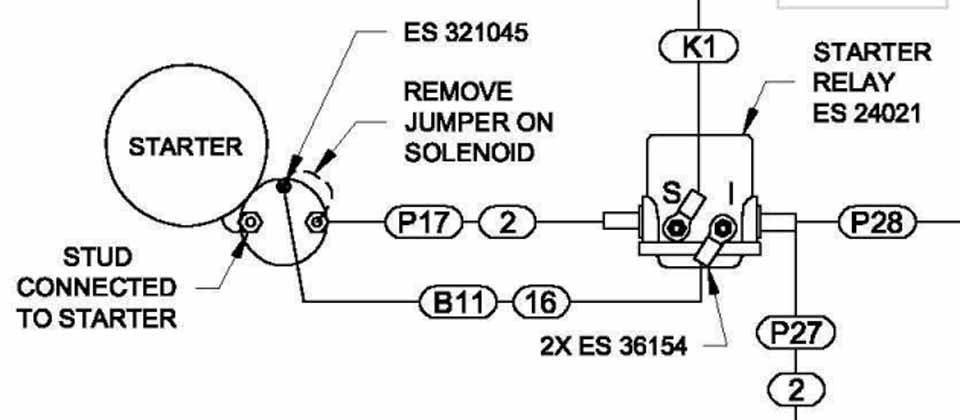 28e8635c9e5b5dfda3b9043b9a8dd7e4 van's starter wiring lg jpg (960�420) tools pinterest starters how to wire a starter switch diagram at bakdesigns.co