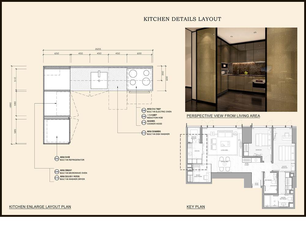 Best Service Apartment Armani Kitchen Layout Armani Kitchen 400 x 300