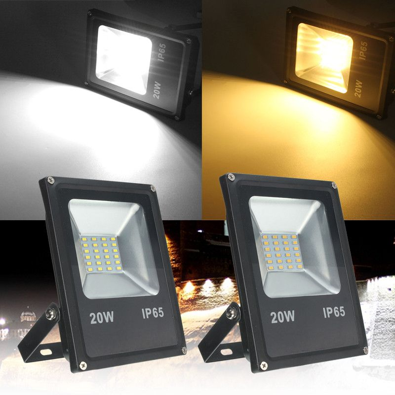 20w 5730 Smd Outdooors Waterproof Led Landscape Flood Light Garden Lamp Waterproof Led Flood Lights Led Flood Lights