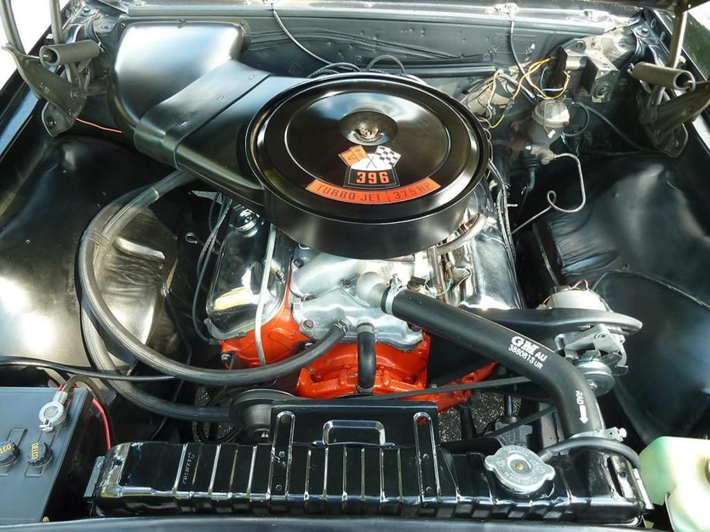 Reproduction 1966 Cowl Plenum Air Cleaners : He ultra rare chevelle ss cowl plenum air cleaner