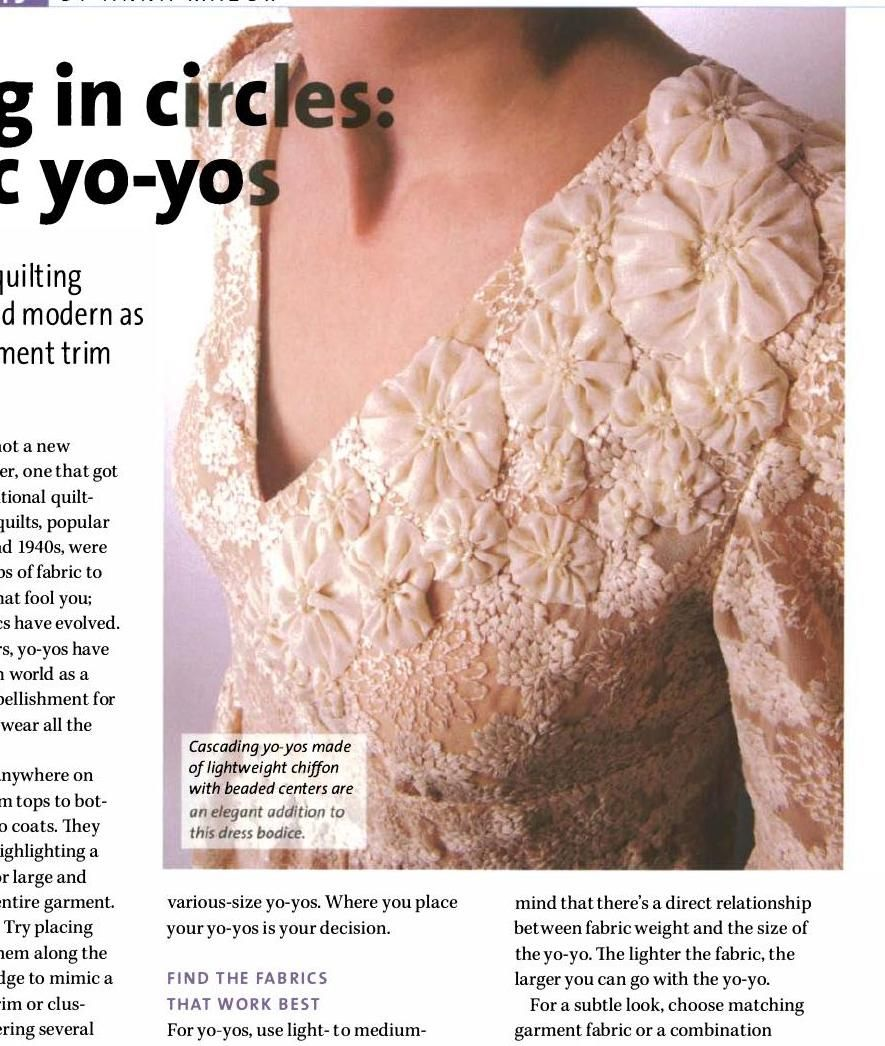 #ClippedOnIssuu from Threads magazine 129 march 2007