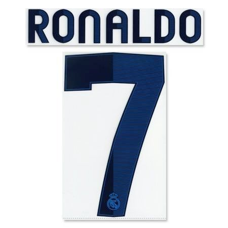 Authentic 12 13 Cristiano Ronaldo 7 Name And Number Real Madrid Home Liga Bbva 24 99 Save 17 Cristiano Ronaldo 7 Ronaldo Real Madrid