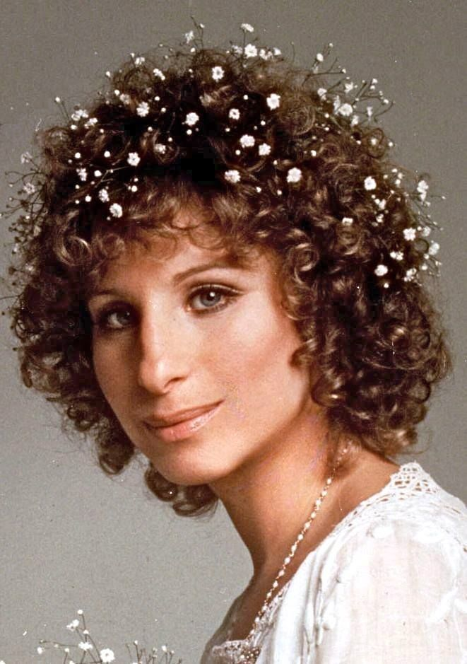 Barbra Streisand As Esther Hoffman Howard In A Star Is Born Barbra Streisand Barbra Funny Girl Movie