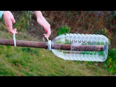 5 Идей из 5 литровых пластиковых бутылок/5 ideas about reusing 5 liter plastic bottles - YouTube