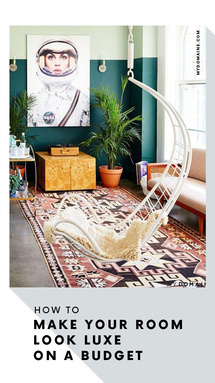 25 Living Room Design Ideas To Make Your Space Look Luxe Living Room Designs Affordable Living Rooms Room Design