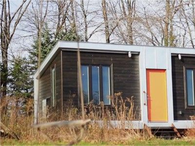 220 Square Foot Tiny House Built By Design Build Students