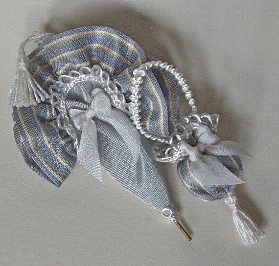 ombrellino con borsetta a sacchetto abbinata by minifromItaly