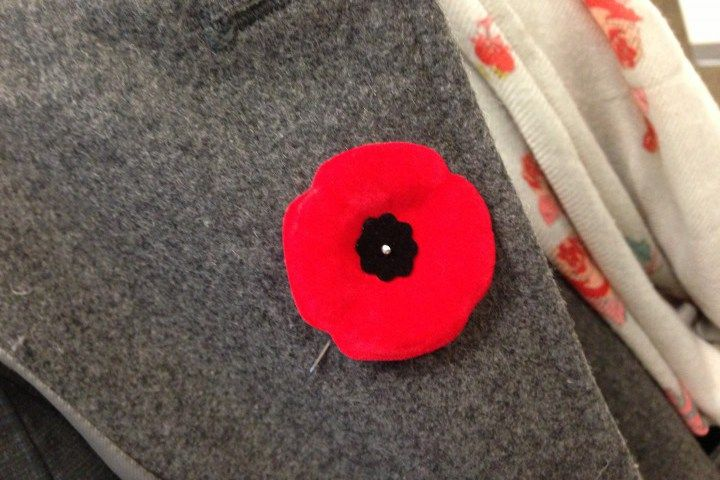 6 things to know about the poppy for Remembrance Day