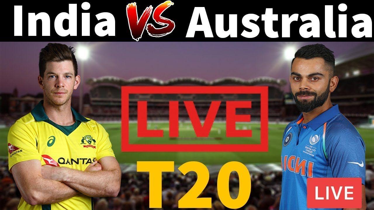 Ind Vs Aus Live Ten Sports Live Cricket Match Today 2018