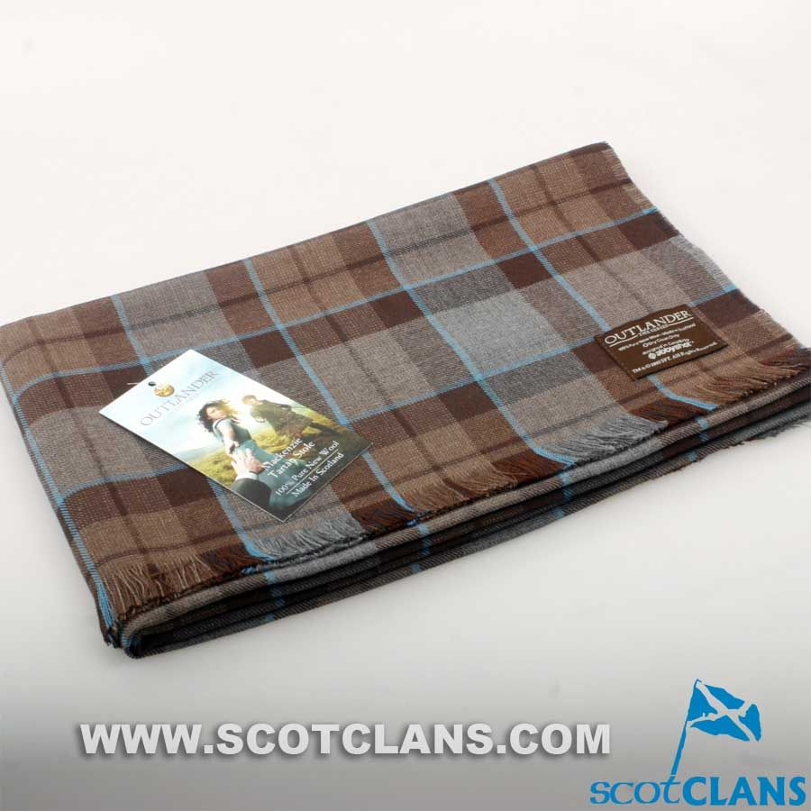 Official Outlander Lightweight Tartan Stole