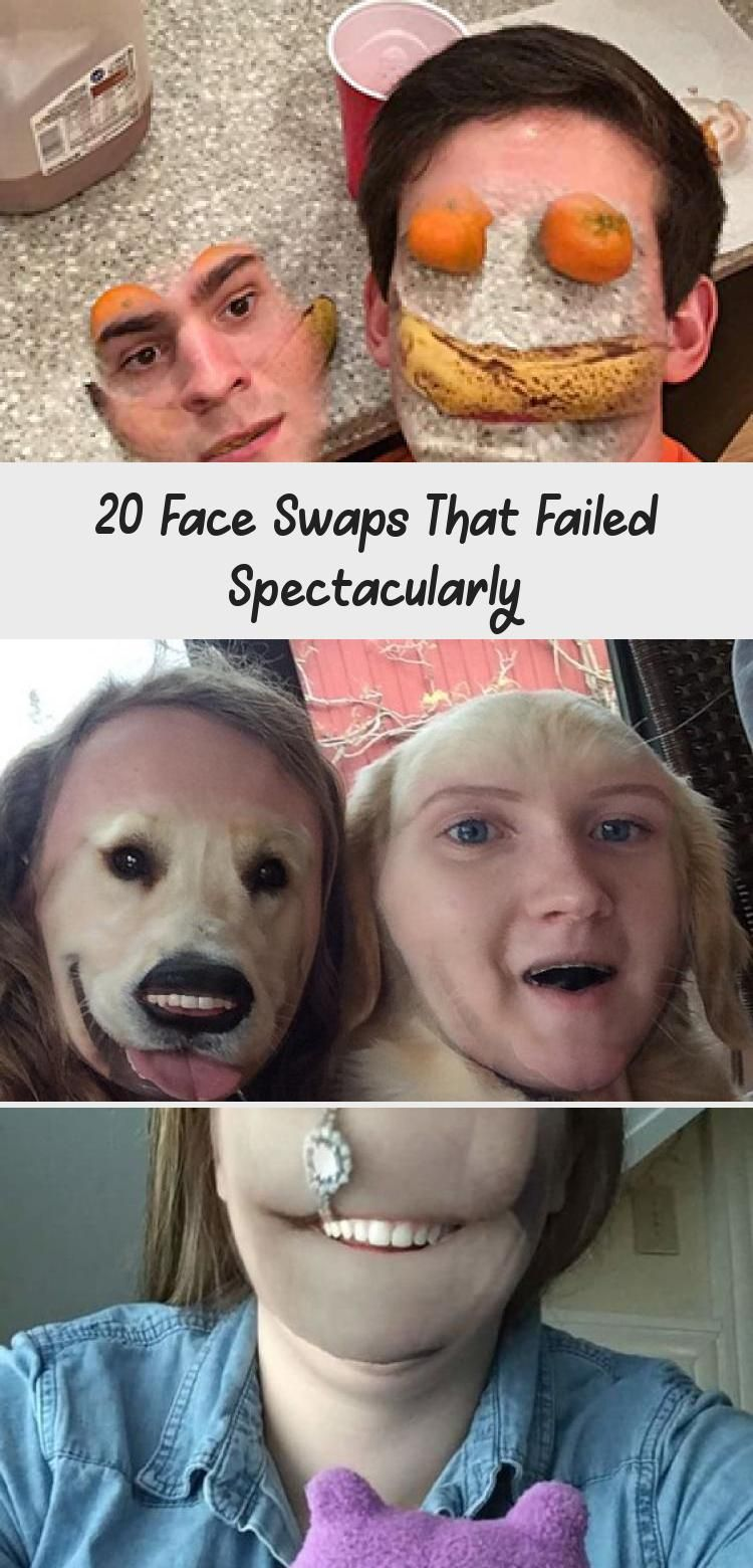 20 Face Swaps That Failed Spectacularly 20 Spectacularly Failed Face Swaps