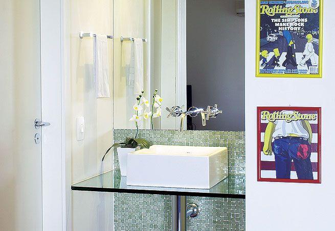 20 Ideias De Decoracao Para Banheiros E Lavabos Decoracao