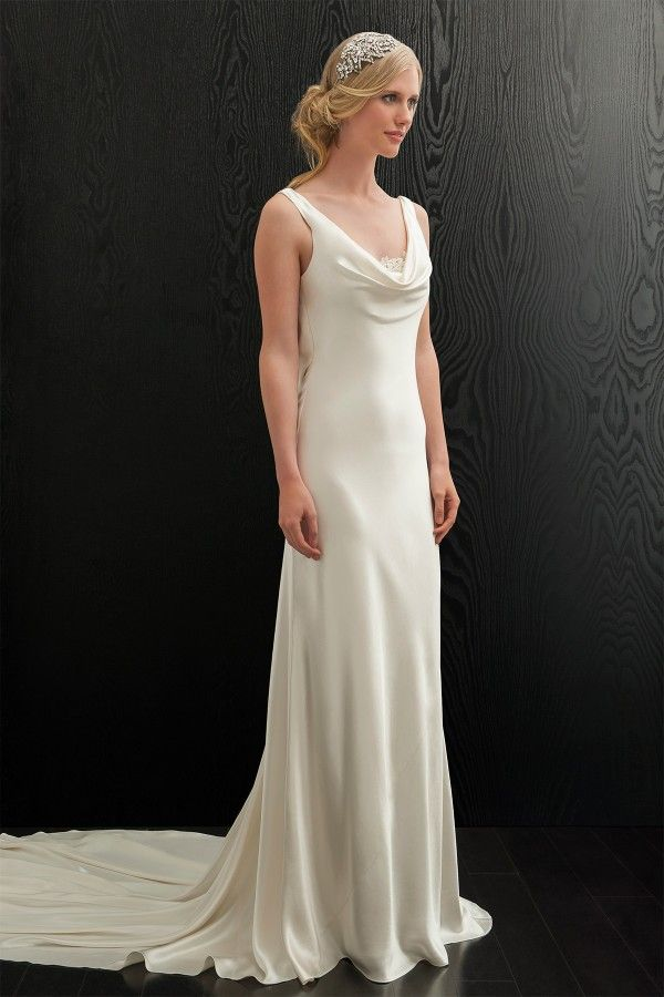Annis Wedding Dress | Amanda Wakeley