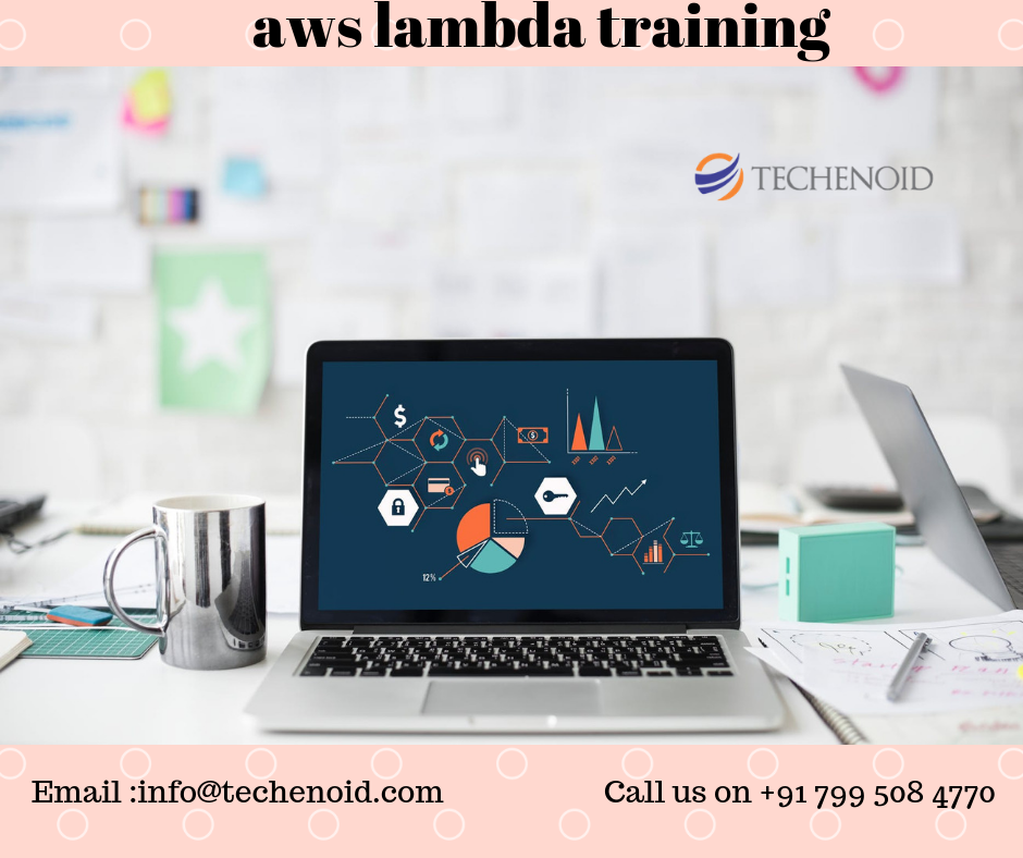 AWS Lambda Training Online graphic design, Web design