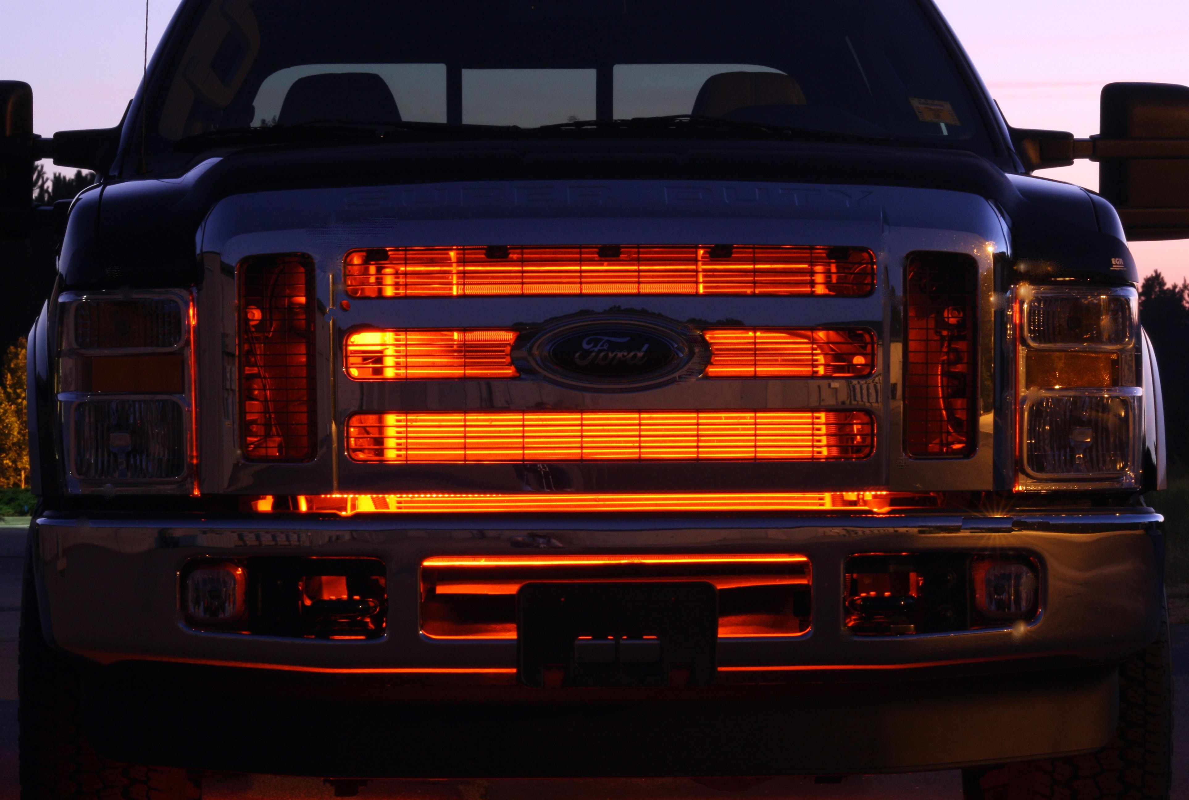 Led Lights For Trucks Semi Truck Led Lights And Accessories Bozbuz With 25 3852x2592px