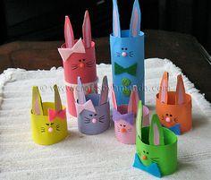 familia conejitos