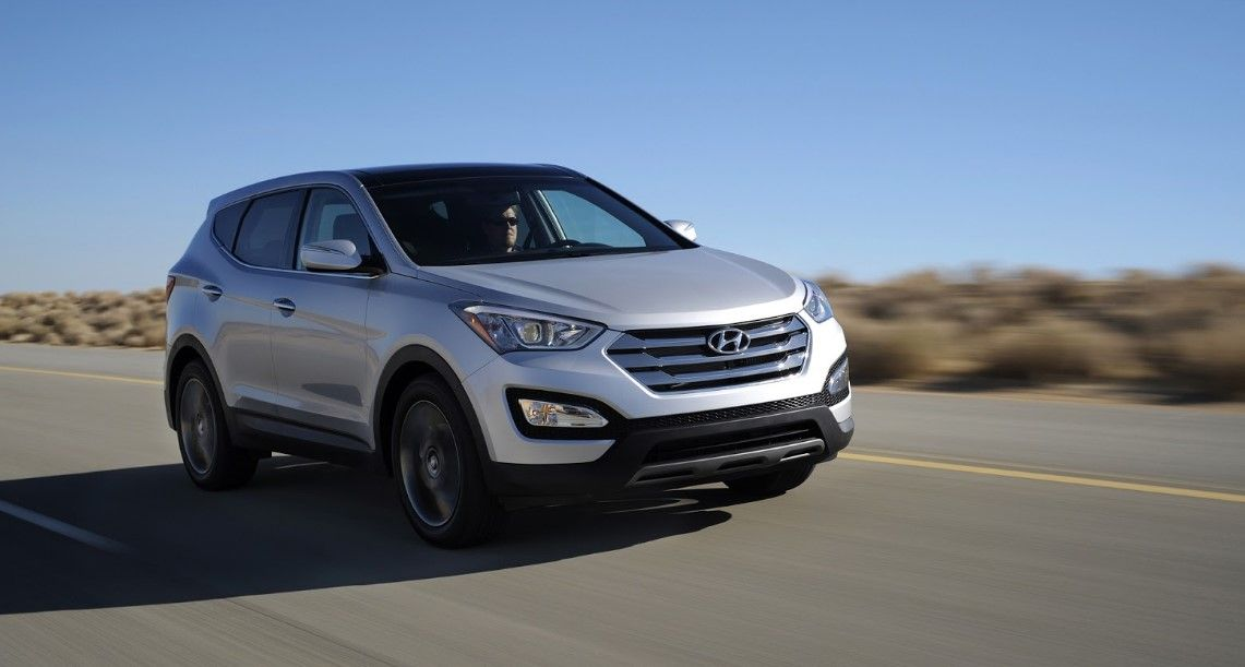 Hyundai Veracruz 2018 Came out with New Design and Good Price
