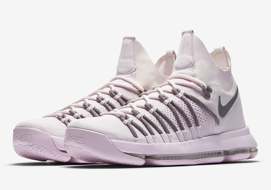 Nike KD 9 Elite Pink Dust Release Info | SneakerNews.com