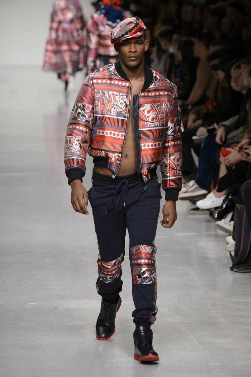 Sibling Fall-Winter 2017 - London Fashion Week Men's