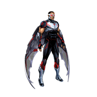 Falcon Character From The Avengers On Marvel Kids Falcon Marvel Marvel Characters Marvel Comics Art