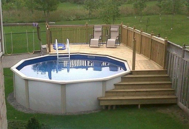 50 Classy Backyard Patio Deck Ideas Backyardpatio Deck Backyardideas Swimming Pool Decks Pool Deck Plans Best Above Ground Pool
