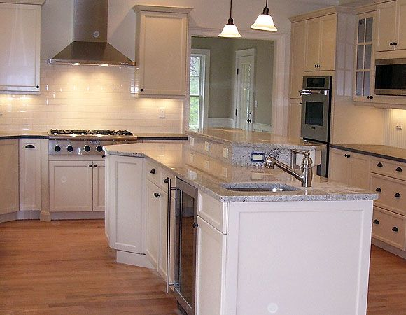designers: bill (flooring) and laura (cabinets) kitchen cabinets
