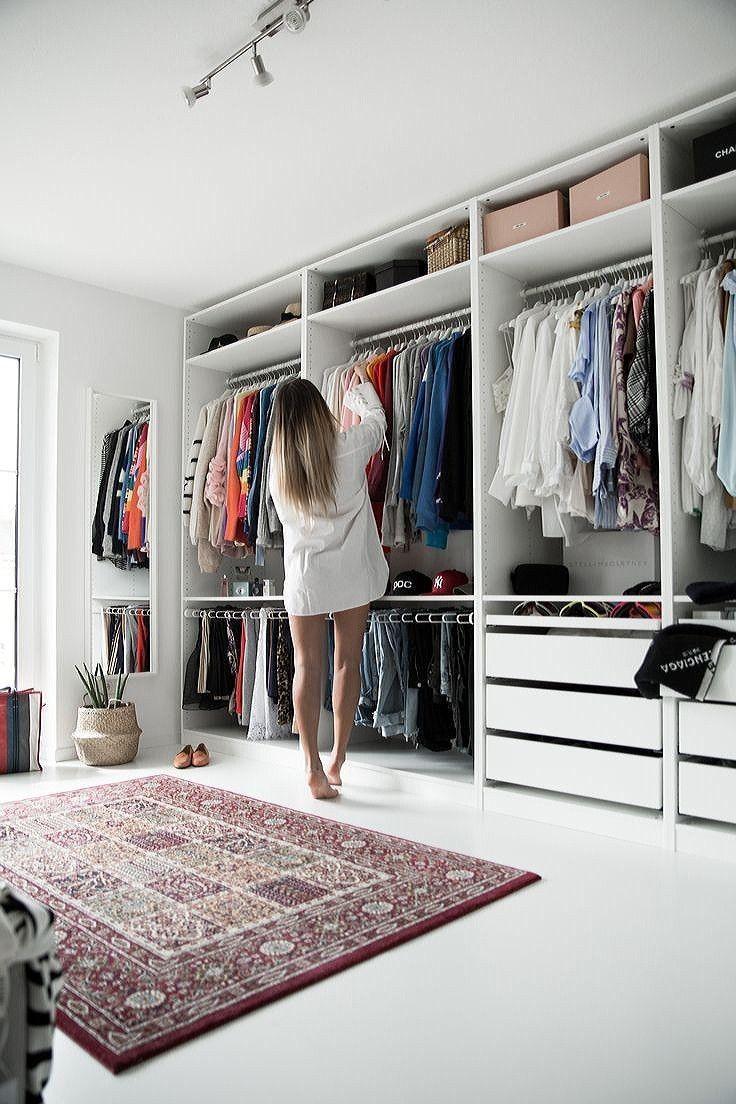 Wow Ich Wurde Ein Zimmer Fur Einen Begehbaren Kleiderschrank Lieben Begehbaren Einen Kleiderschrank Liebe Dressing Maison Dressing Chambre Idee Dressing