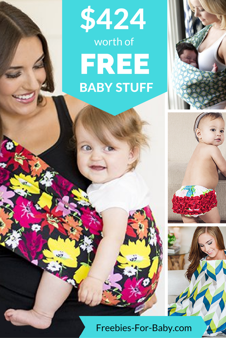 424 Worth Of Free Baby Stuff Free Baby Stuff Baby Sling And