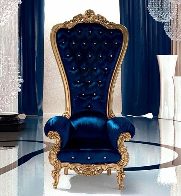 Großartig 20 Modische Und Stilvolle Designer Stühle   Thronstühle