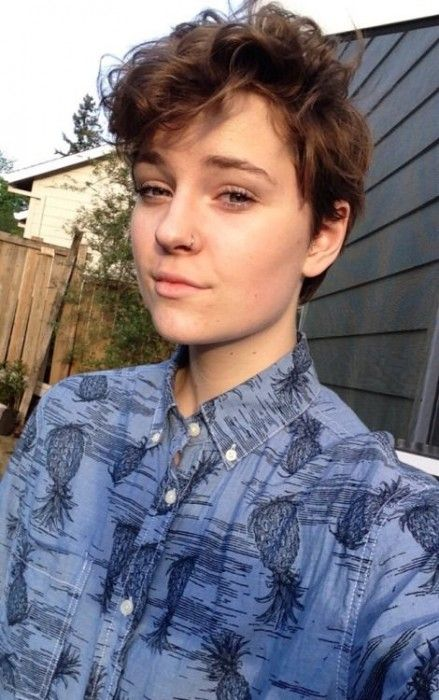 50 Lesbian Haircuts | Hairstyles Update #tomboyhairstyles
