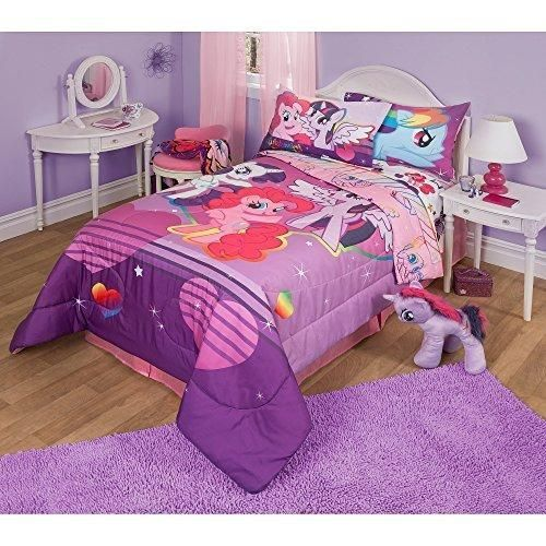 bedding kids full my little pony star bed set rh blog carre com tr