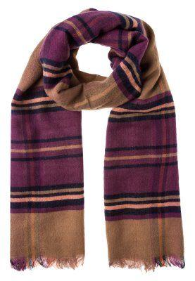Cooler Schal im Blanket-Stil. Tommy Hilfiger Schal - purple für 69,95 € (01.10.15) versandkostenfrei bei Zalando bestellen.