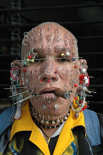Cuba The Pierced Guy The Culture History Of Body Modification