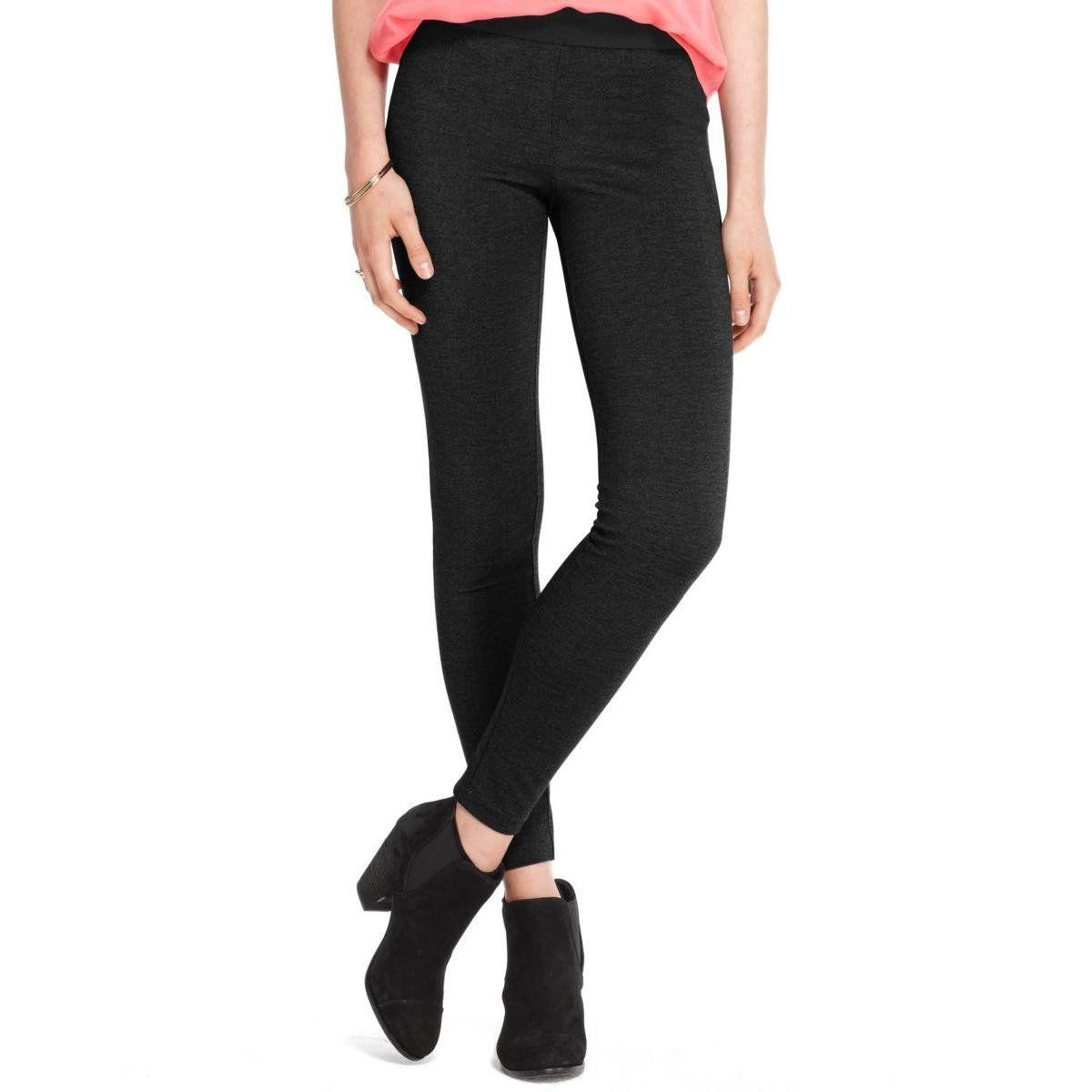 a3c7a54235d04c Maison Jules Womens Frankie Super Slim Leggings   Products   Knit ...