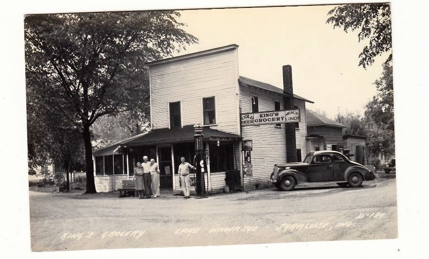 Syracuse Indiana, Kings grocery | Indiana, Syracuse, Lake