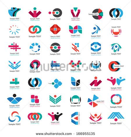 Business Icons Set - Isolated On White Background - Vector Illustration, Graphic Design Editable For Your Design. Flat Icons