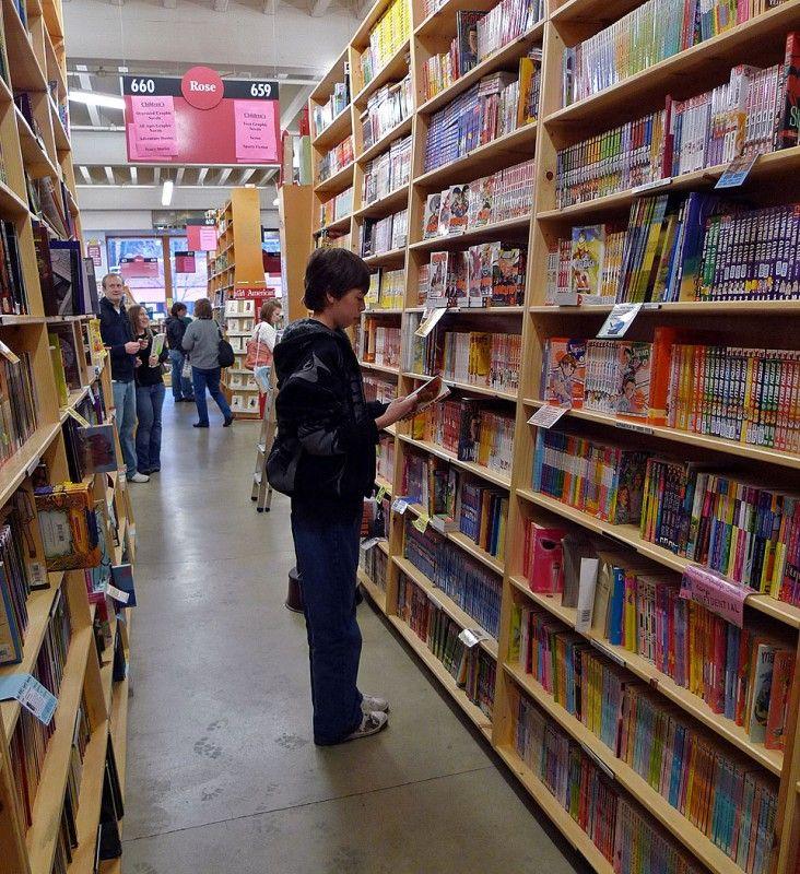 alyssa sm powells bookstore - HD962×1050