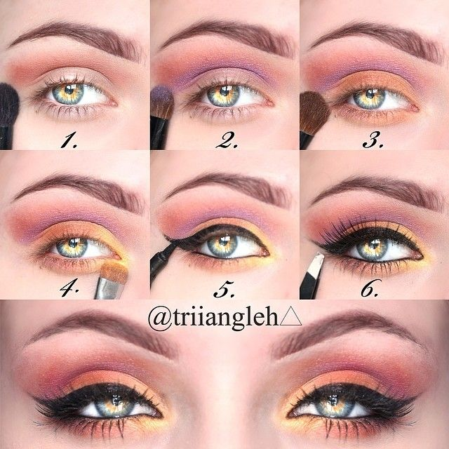 Make Up Pictorial Shadow Obsessed Pinterest Make Up Eye