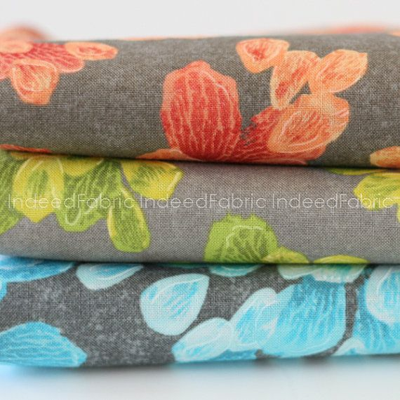 Petals Bundle Color Full Collection Robert Kaufman by IndeedFabric
