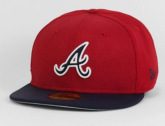 0c28f04be where can i buy atlanta braves diamond reverse 59fifty fitted baseball cap  by new era x