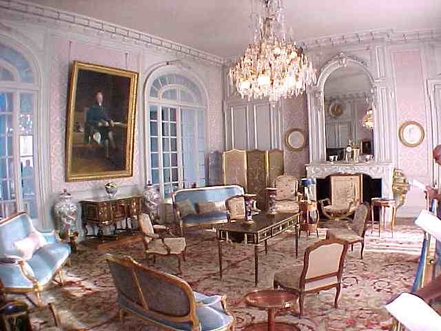 Castle Interior Design Property french castle interiors | in the interiors beautiful 18c furniture
