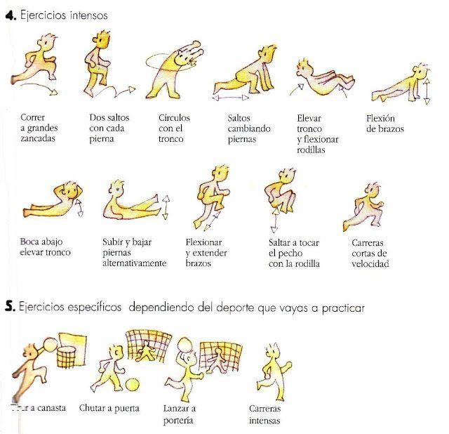 9 Ideas De Actividad Física Actividades Físicas Física Ejercicios De Calentamiento