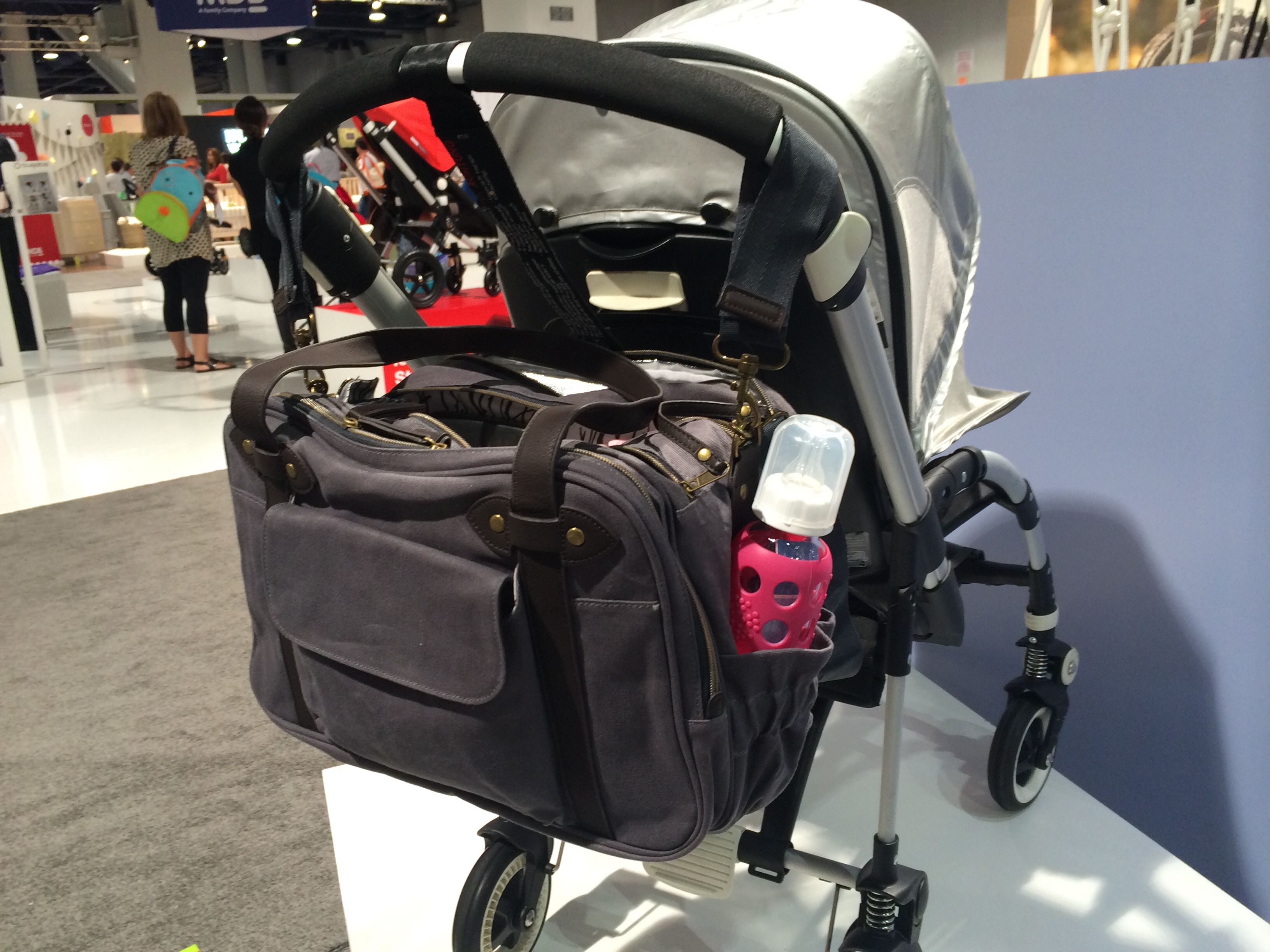 Our Soyoung Charlie Bag In Action The Diaper Both Mom And Dad Will Hily Carry