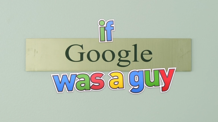 Check Out this Video 'What If Google Was A Guy?' [Hilarious] - http://www.aivanet.com/2014/01/check-out-this-video-what-if-google-was-a-guy-hilarious/