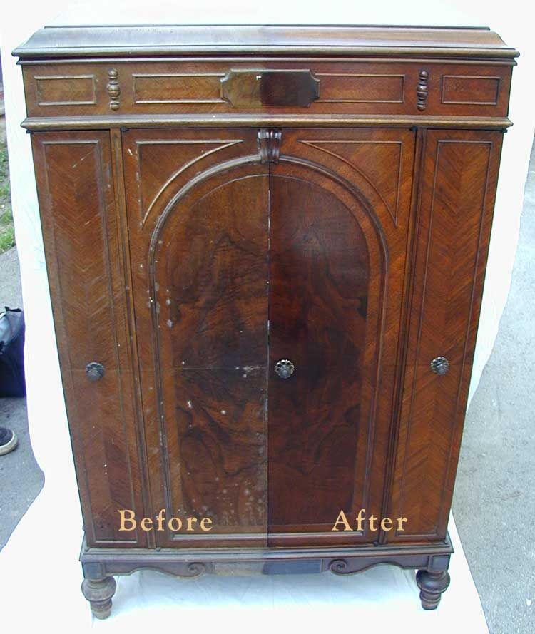 Wonderful Restore The Original Beauty Of Antique And Wood Furniture With Wood Elixir
