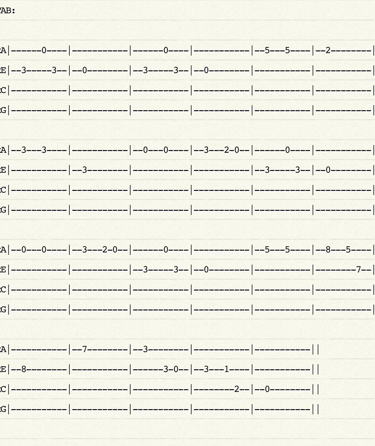 Silent Night fingerpicking tabs : ukulele 101 : Pinterest : Silent night, Ukulele songs and Guitars